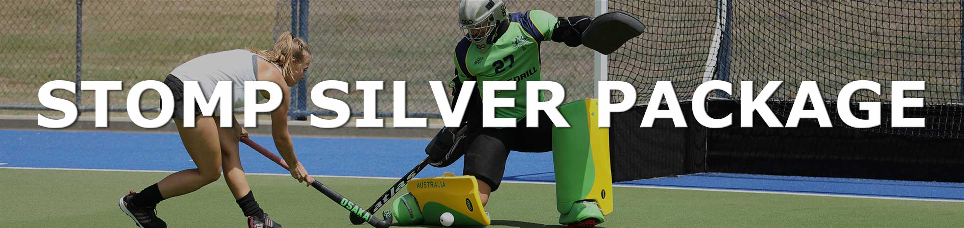 Goalkeeper coaching videos - STOMP silver