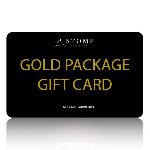 Stomp Gift card Goalie Coaching