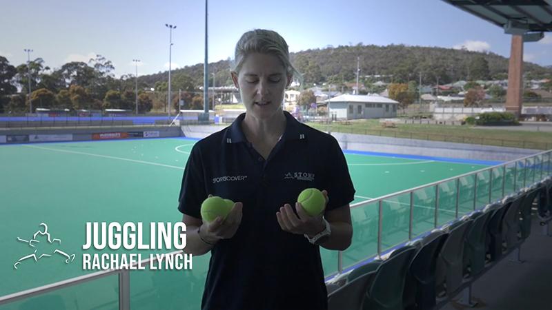 Video 4 - Juggling