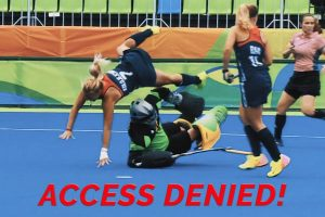 Access Denied Stomp Goalkeeping