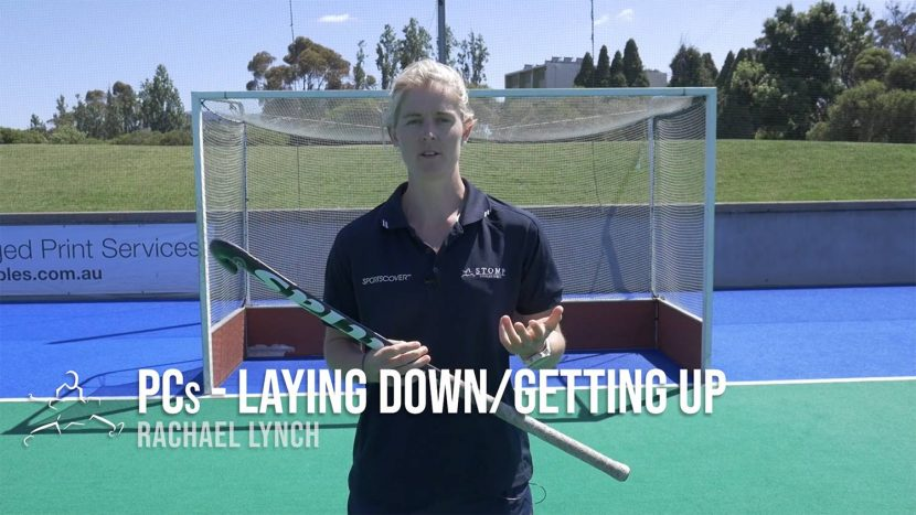 Video 7 - Penalty Corners Laying Down