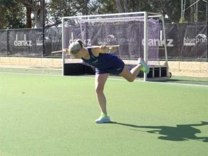 Hockey Pre Season Program Goalkeeping